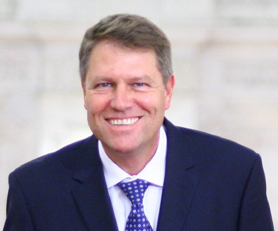 Präsidentschaftswahl in Rumänien 2019 – Wikipedia  |Klaus Iohannis