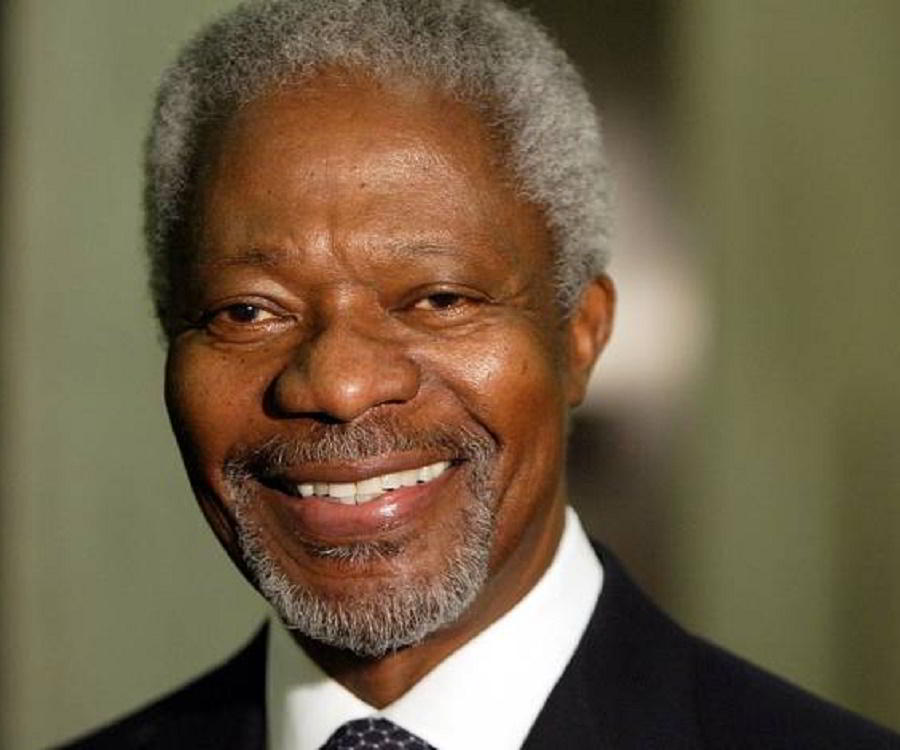 Kofi Annan Biography - Facts, Childhood, Family Life ...