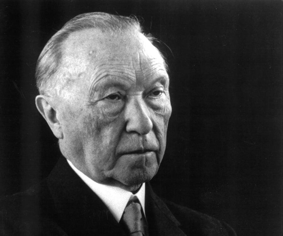 konrad adenauer konrad adenauer - Konrad Adenauer Lebenslauf