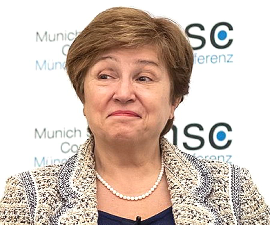 Kristalina Georgieva Kino Kinov