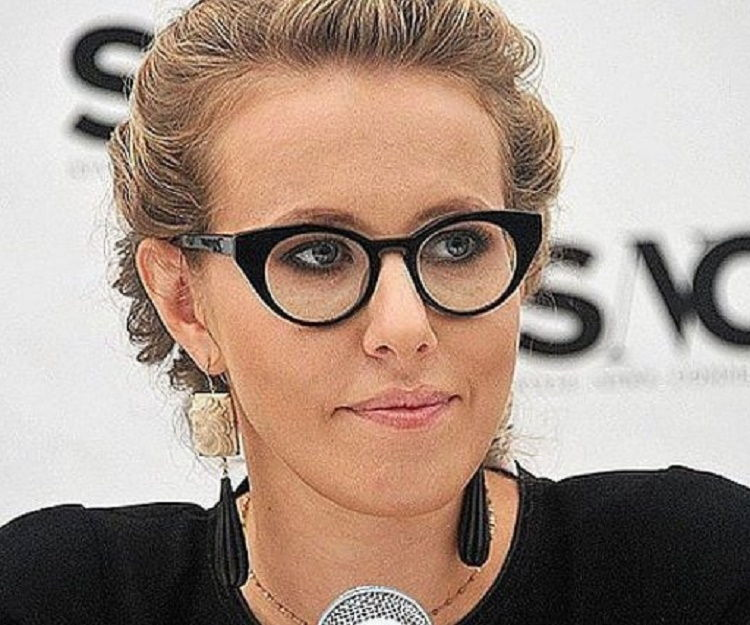 Kseniya Sobchak Nude Photos 46