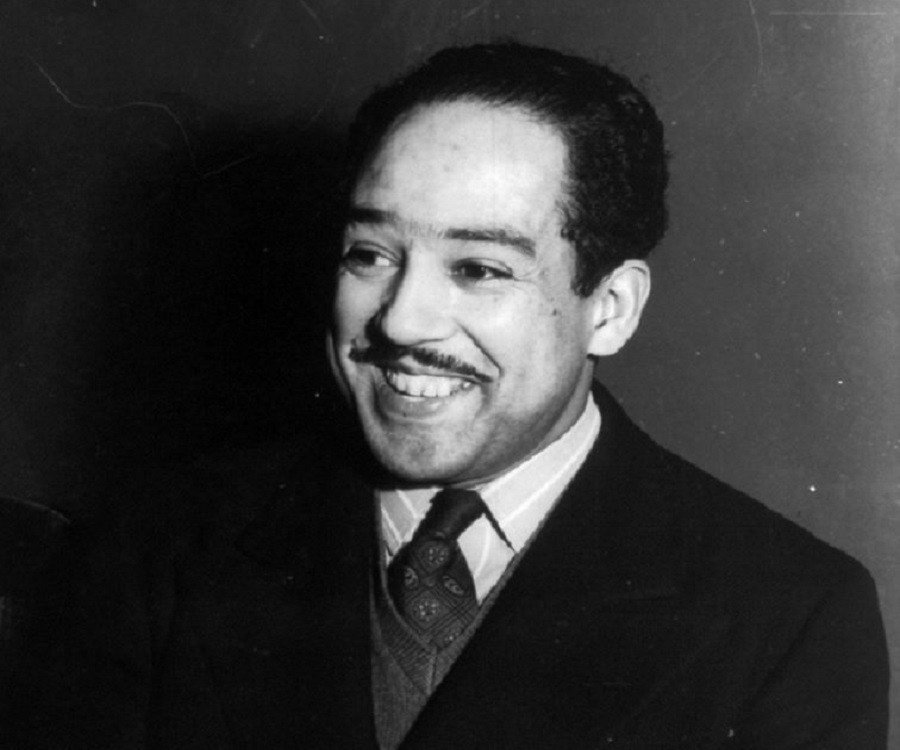"the life and times of langston hughes ""life is for the living death is for the dead let life be like music and death a note unsaid"" ― langston hughes, the collected poems."