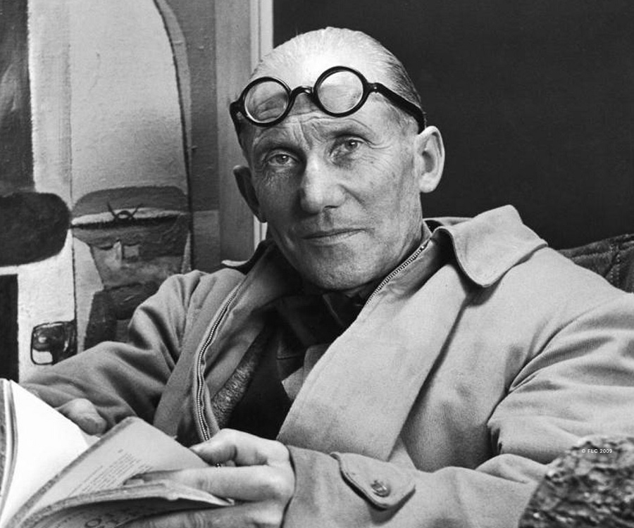 le corbusier biography childhood life achievements