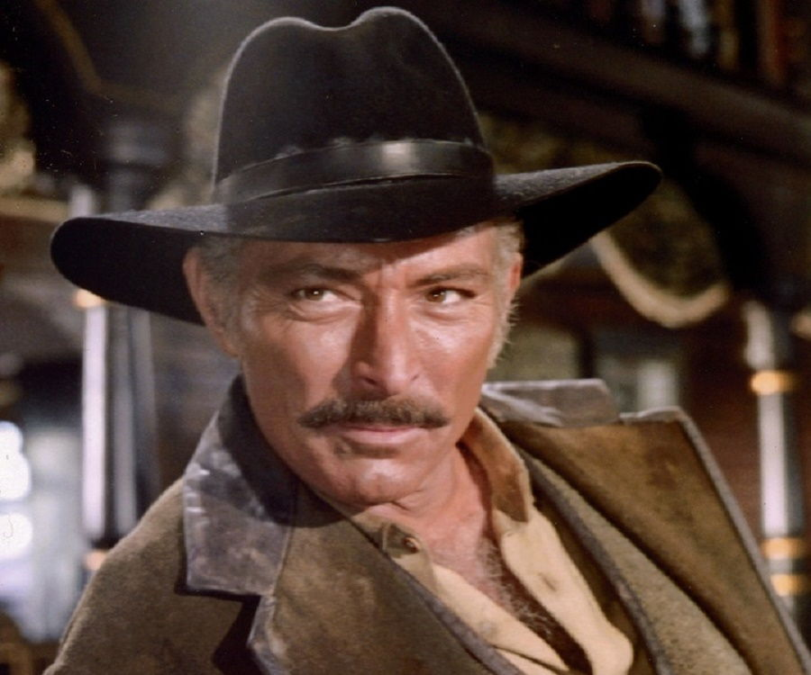 Lee Van Cleef Biography - Facts, Childhood, Family Life of ...