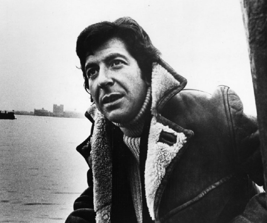 Leonard Cohen Biography - Facts, Childhood, Family Life & Achievements of Canadian Singer