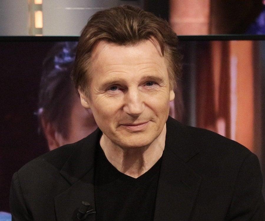 Liam Neeson Biography - Childhood, Life Achievements & Timeline