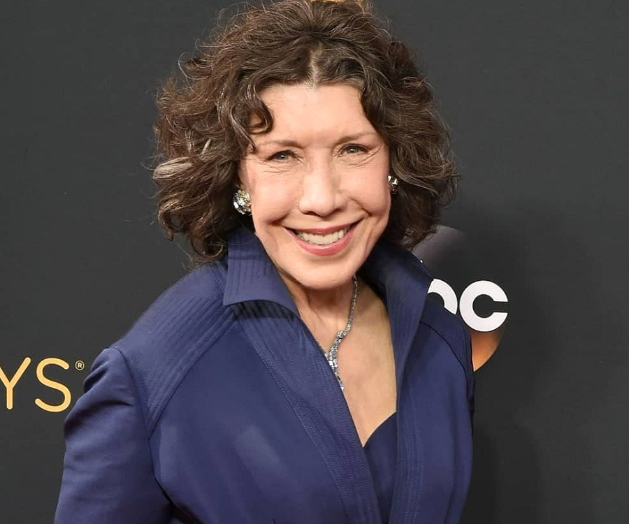 Lily Tomlin Biography ...