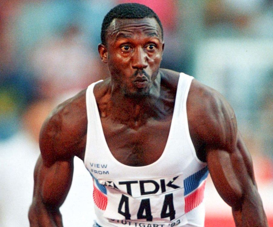 Linford Christie Biography Childhood Life Achievements Amp Timeline