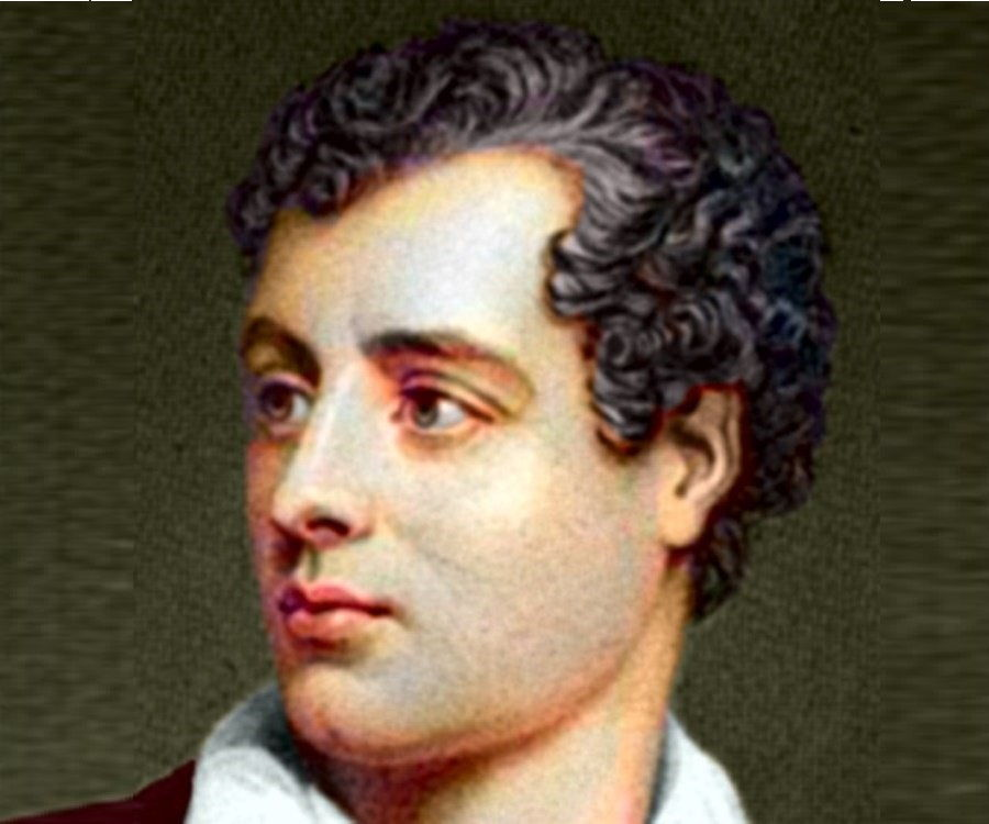 George Gordon, Lord Byron life and biography