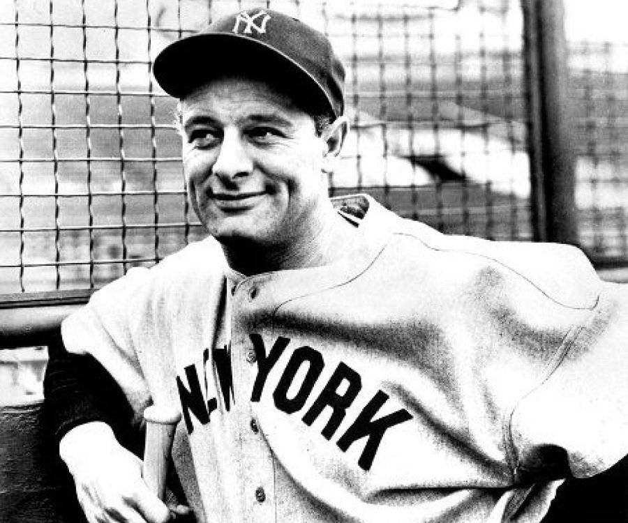 a biography of henry louis gehrig a baseball player Ludwig heinrich (most sources say henry louis) gehrig biography: hall of fame baseball player lou gehrig was born in new york in 1903 within the next 15 years he directed the team to six world series titles and place the mark for most consecutive games played.