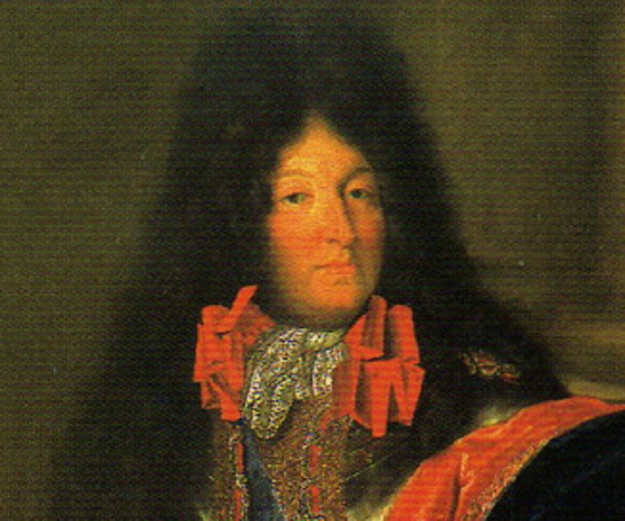 the life and times of louis xiv of france A computer simulation of how the hope diamond likely appeared when it was  owned by king louis xiv of france the sunburst inside the.