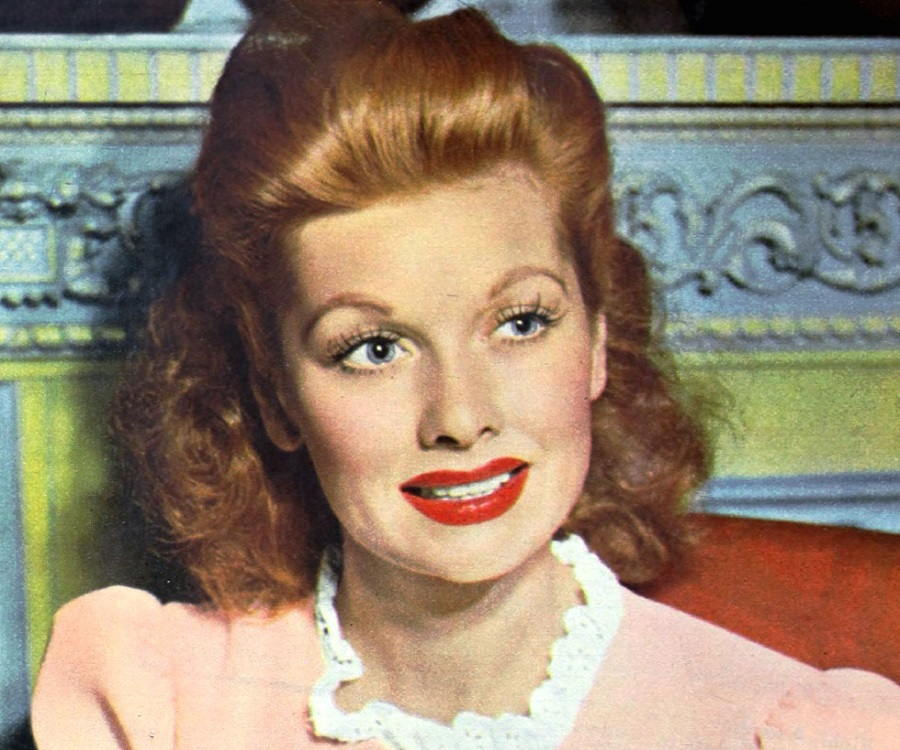 """a biography of lucille ball an american comedienne If laughter is the best medicine, comediennes have been america's finest doctors   born lucille desiree ball on august 6, 1911, """"lucy"""" was an."""