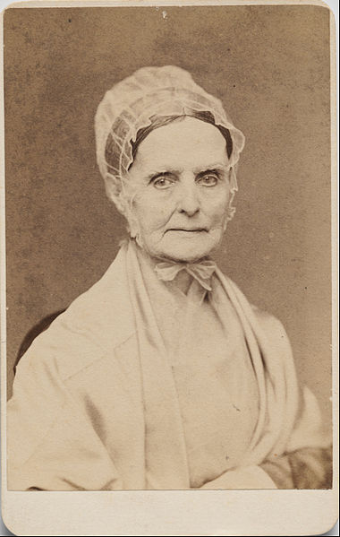 lucretia mott Lucretia mott was judged by her contemporaries as the greatest american woman of the 19th century she was an abolitionist, a champion for women's rights, a.