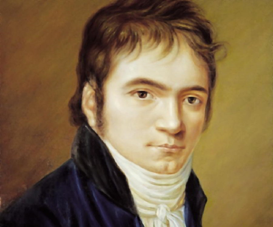 a biography of the life and influences of ludwig van beethoven Ludwig van beethoven - early influences: like other composers of his generation, beethoven was subject to the influence of popular music and of folk music, influences particularly strong in the waldstein ballet music of 1790 and in several of his early songs and unison choruses.