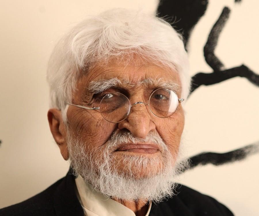 M F Husain M F Husain Died in London M F Husain Biography