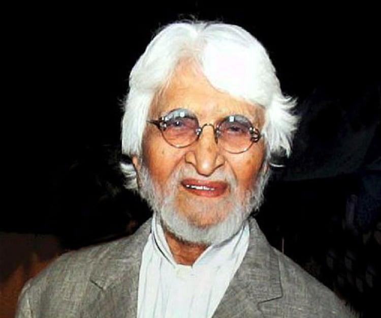 M.F. Husain passes away - OneStopIndia