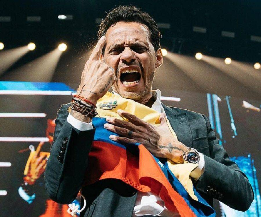 Marc Anthony Biography Childhood Life Achievements