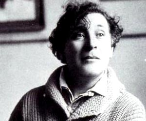 Marc chagall biography childhood life achievements for Biographie de marc chagall