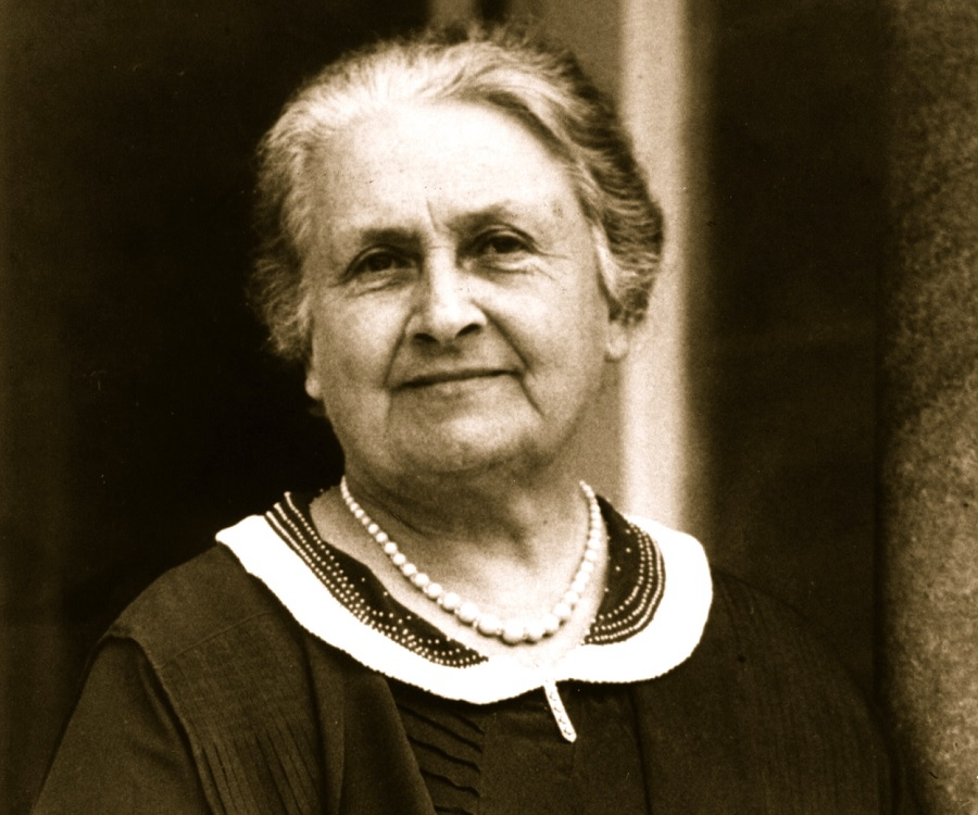 who is maria montessori Who was maria montessori here is a brief biography and information about the development of her educational method known as the montessori method.