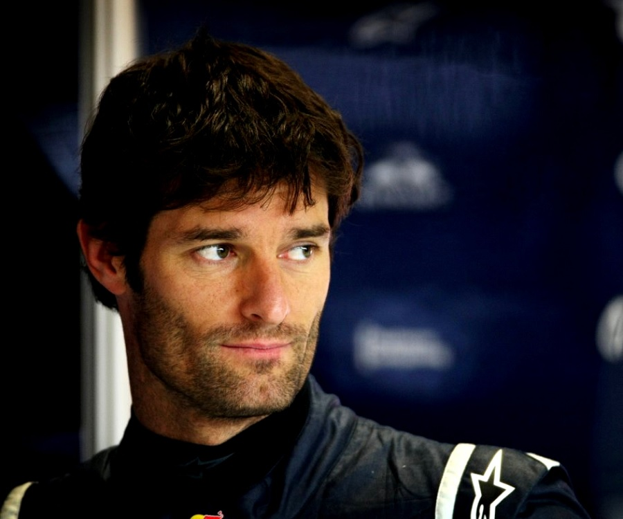 mark webber biography