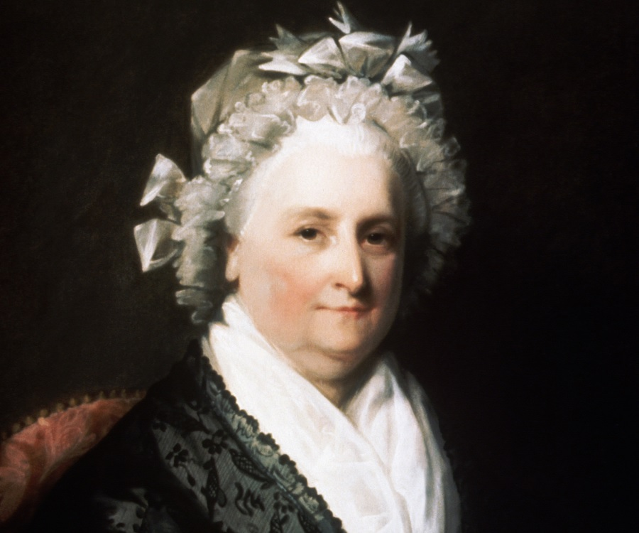 where was martha washington born