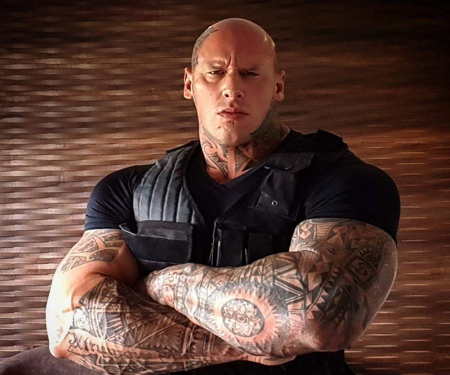 Martyn Ford Bio Facts Family Life Of British Actor