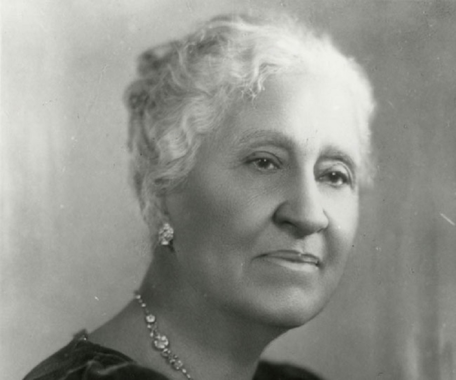 a biography of mary church terrell a writer Although church terrell's parents had been born slaves, they eventually became   she was also a prolific writer on social issues and the recipient of honorary.