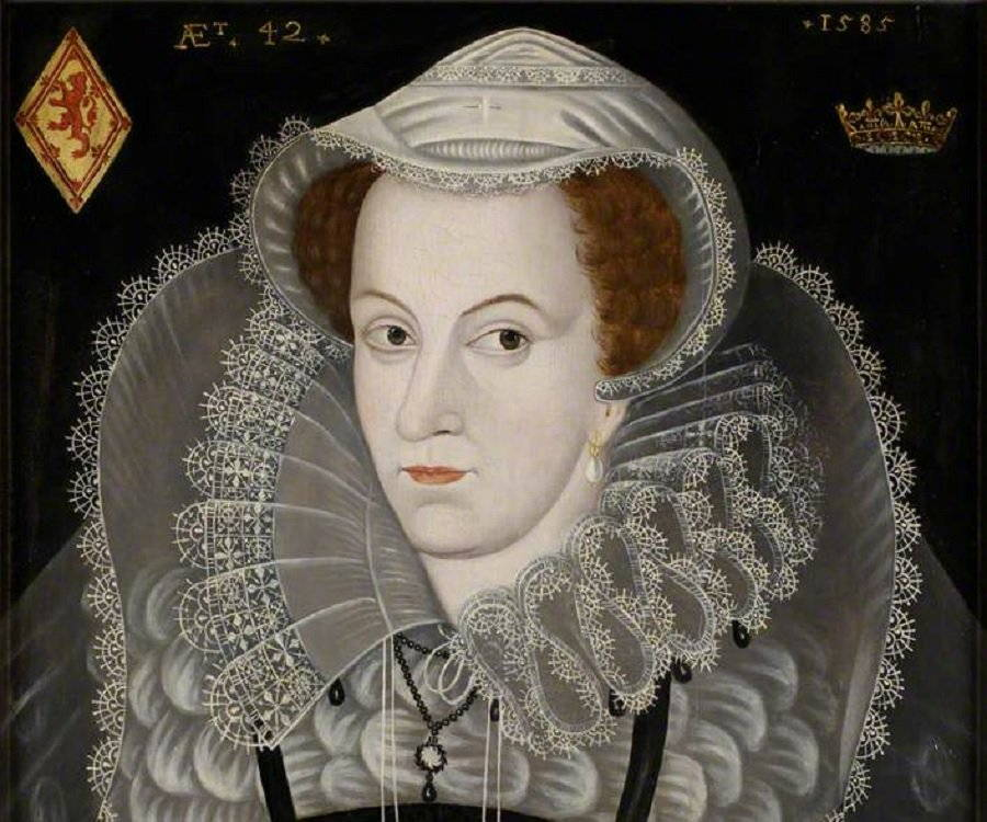 Queen of Scots Mary Biography - life, children, death ...