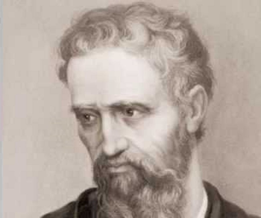 a biography of michelangelo a great painter and sculptor Biography: michelangelo: artist and man 1 michelangelo was born in _____ a)  michelangelo was influenced by the humanistic values of the renaissance.
