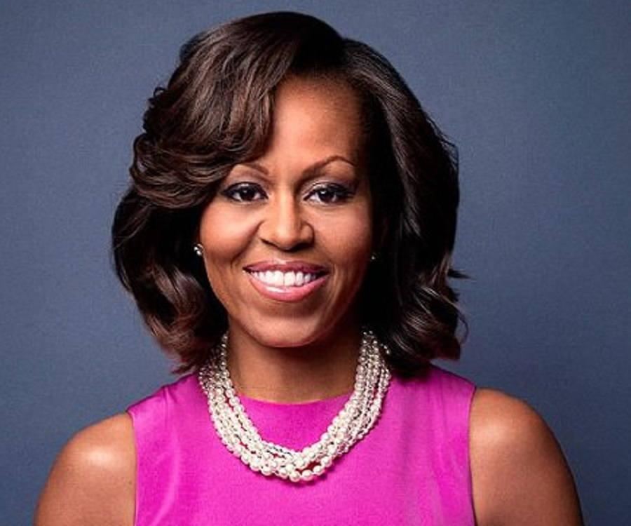 Michelle obama biography timeline