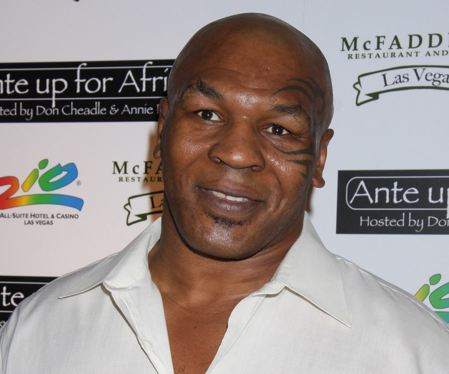 Mike Tyson Net Worth 2018