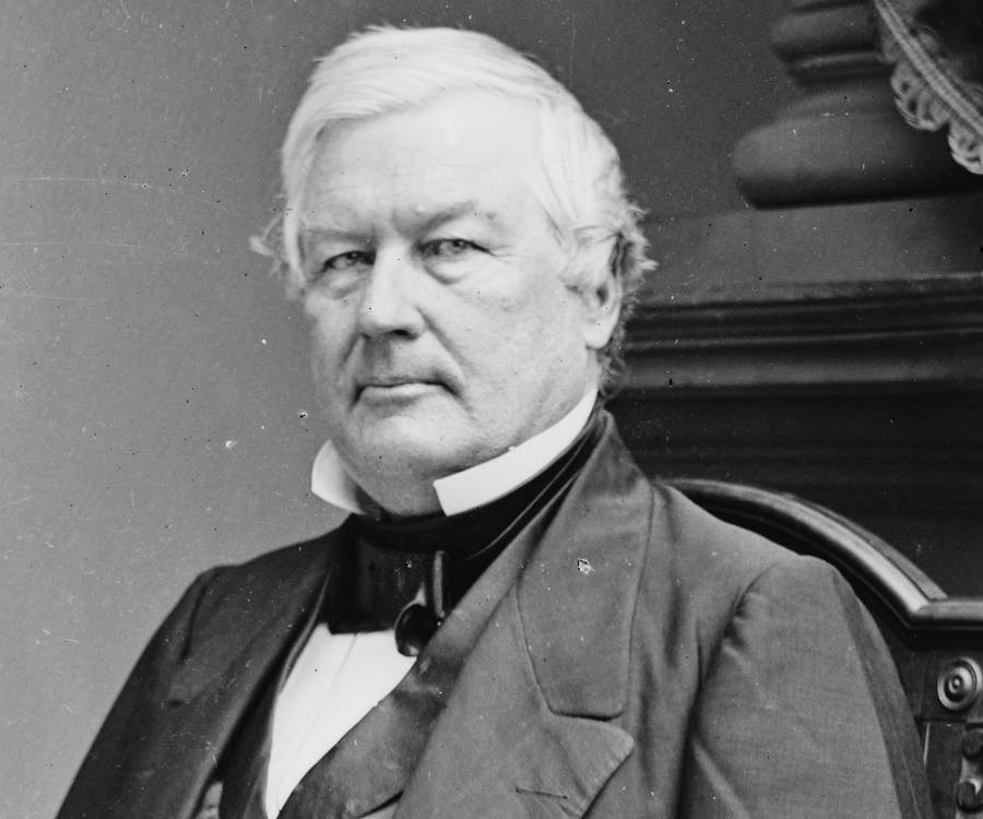a biography of the life and times of millard fillmore