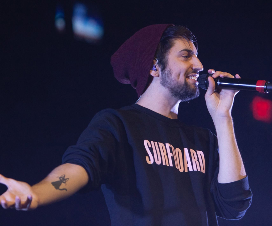 Mitch grassi biography childhood facts family life for Mitch grassi tattoo