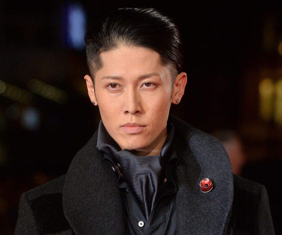 Miyavi Takamasa Ishihara Biography Facts Childhood Family Life