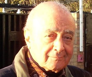 Mohamed Al-Fayed