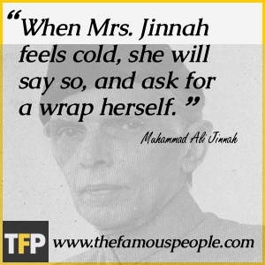 the life and achievements of muhammad ali jinnah Dina wadia (15 august 1919 - 2 november 2017) was the daughter and only child of the founder of pakistan, muhammad ali jinnah and his wife rattanbai petit early life and background edit dina was born in.