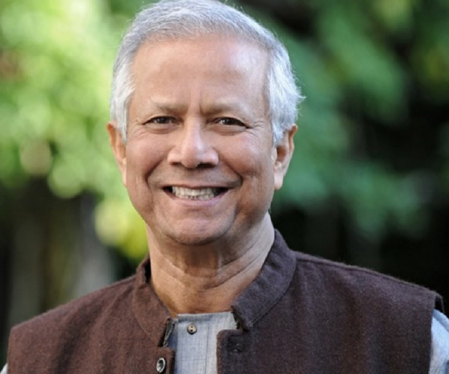 Muhammad Yunus Biography