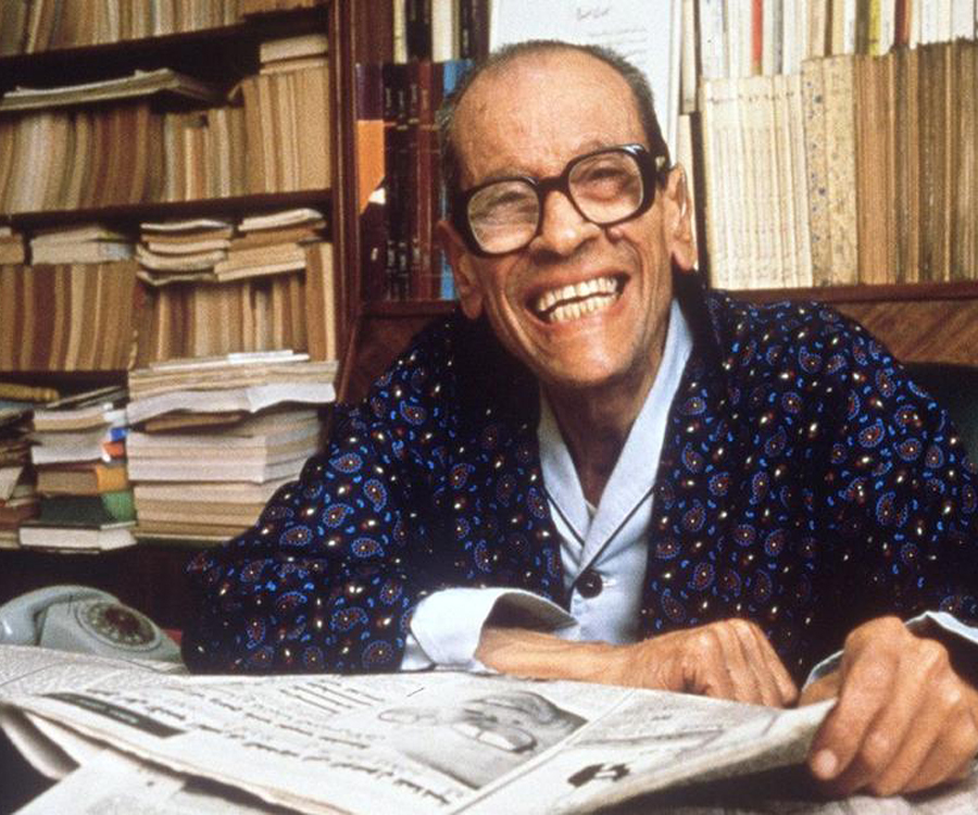 Naguib mahfouz essay