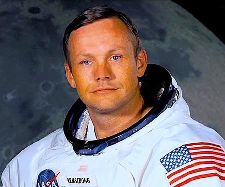 neil armstrong height