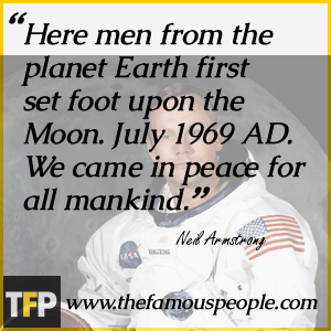 Neil Armstrong Timeline of His Life (page 2) - Pics about ...