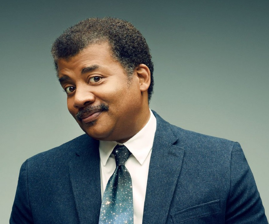 neil degrasse tyson biography