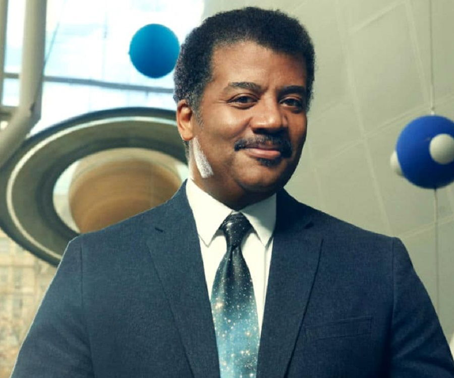 The life and works of neil de grasse tyson
