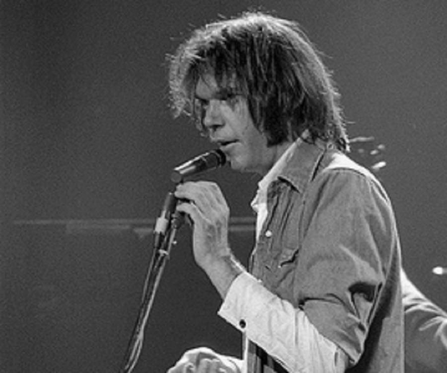 A literary analysis of neil youngs biography