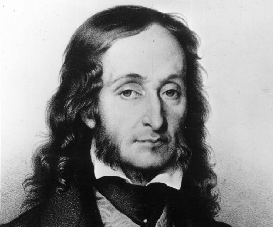 Niccolo Paganini Biography Facts Childhood Family Life History Amp Achievements Of Italian