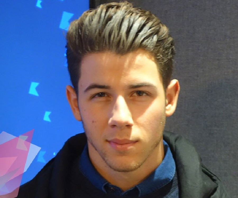 Fantastic Nick Jonas Biography Facts Childhood Family Life Hairstyles For Men Maxibearus