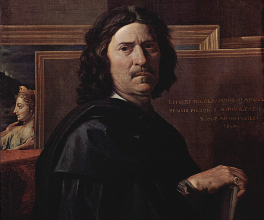 """a biography of nicolas poussin the painter philosopher In this essay, which draws upon my book about nicolas poussin (1993), and my   fry, it turns out, had """"the bad luck"""" to present a painting not in fact by poussin   when i first entered art history coming from philosophy, i was fascinated by this ."""