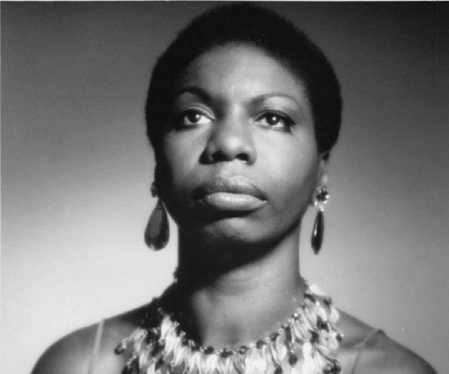 the life and musical career of the american singer nina simone What happened, miss simone: the life of african-american singer, pianist and civil rights activist nina simone by helen hayes and fred mazelis.