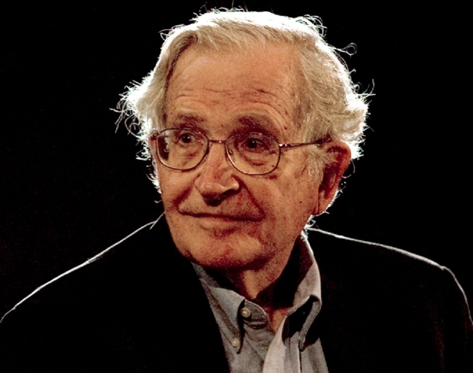THE NOAM CHOMSKY WEBSITE