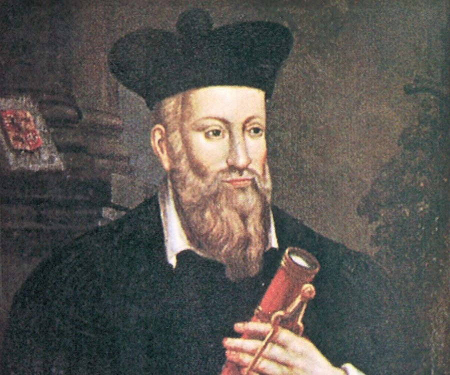 a biography of nostradamus a french apothecary and seer Usually latinised to nostradamus, was a french apothecary and reputed seer who  of his biography where  nostradamus' code is written not in french.
