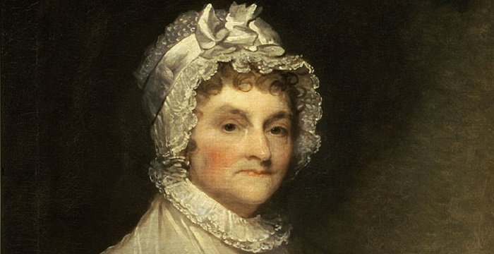a biography of the life of the wife of the second president of the united states abigail adams See more of john adams, president of the united states on  abigail adams penned what may be  losing a bid for his second presidential term to president.